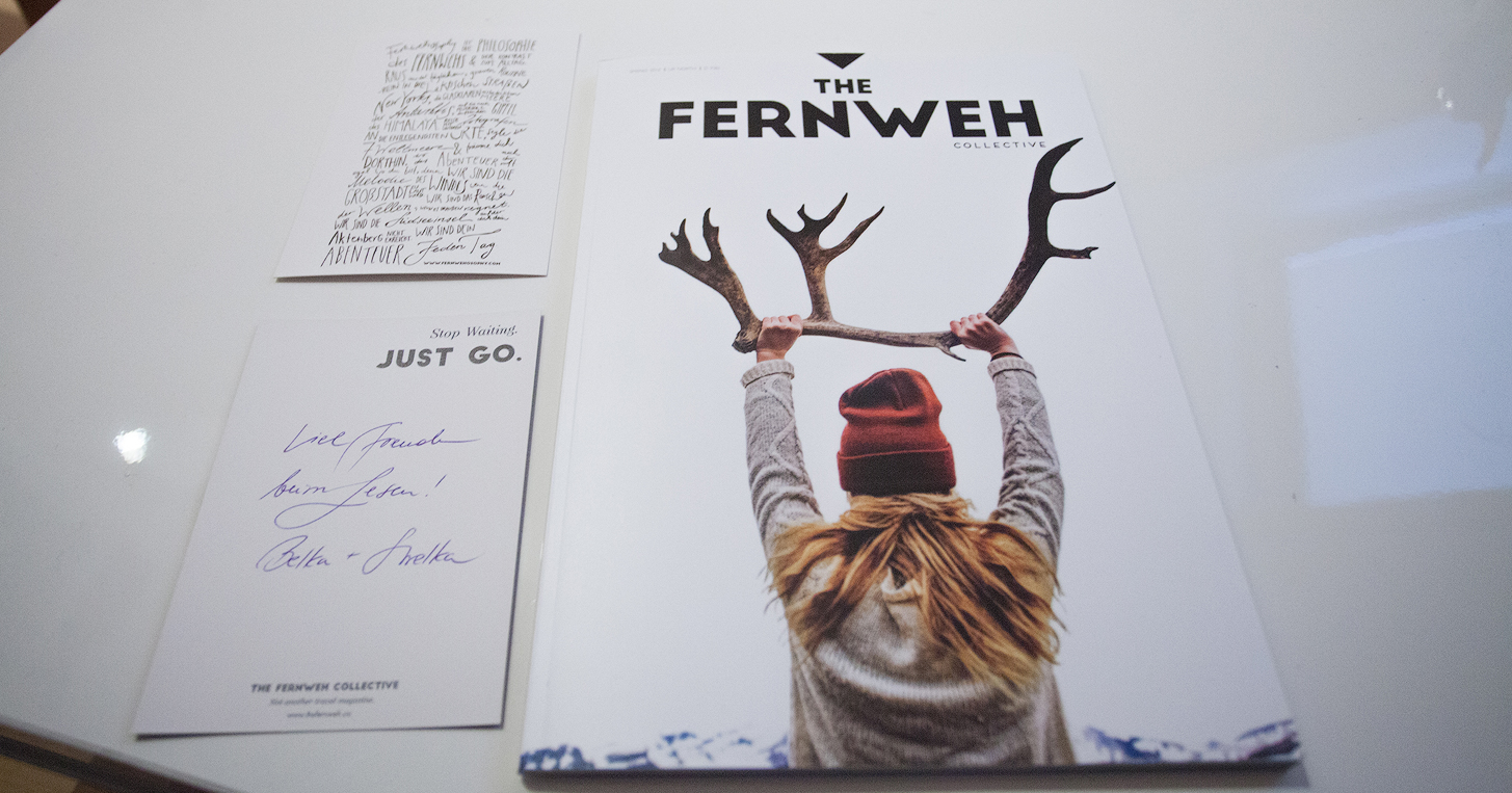 Magazin Vorstellung – The Fernweh Collective